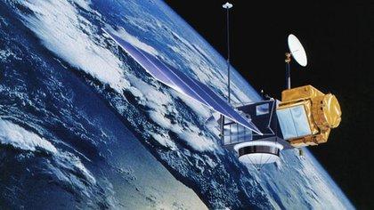 Muchos satélites hoy tienen la capacidad de obtener valiosos datos de nuestro planeta (NASA)