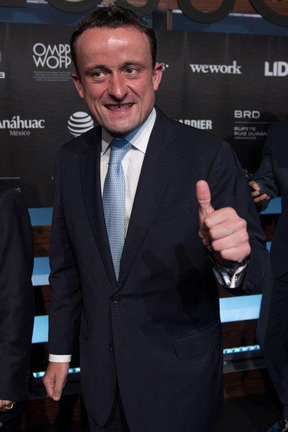 Mikel Arriola (Foto: Cuartoscuro)