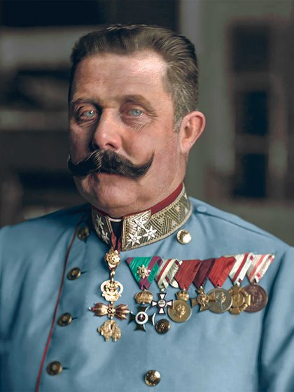 Archiduque Franz Ferdinand de Austria