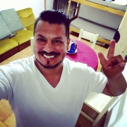 Raúl Velaztiqui Duarte,productor que se encontraba en el lugar cuando Jaitt murió