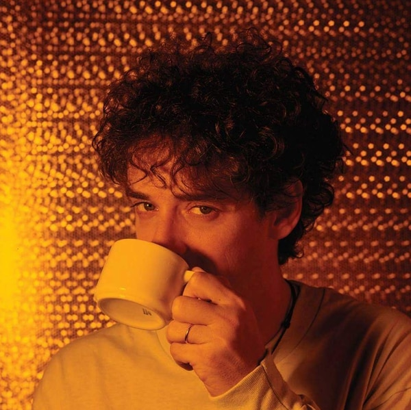 Gustavo Cerati (Foto de prensa realizada en 1993 por Alejandro Kuropatwa)