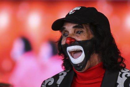 Cepillín announced his retirement last year (Photo: Cuartoscuro)