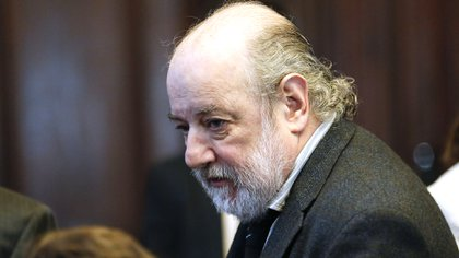 El fallecido juez Claudio Bonadio fue quien procesó a Cristina Kirchner (NA)