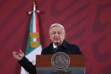 López Obrador ha sido criticado en otras ocasiones por el medio estadounidense (Foto: EFE/ Sáshenka Gutiérrez/Archivo)
