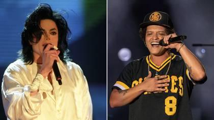 Las pistas que dan cuenta de una supuesta familiaridad entre ambas estrellas se hicieron virales (Foto: Especial)