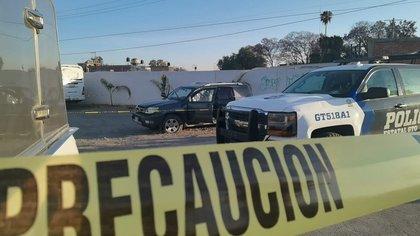 Amenazas y cabezas humanas: los mensajes de terror del CJNG en Guanajuato