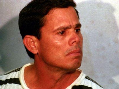 Esta es la fotografía más conocida de Néstor Moncada Lau, un hombre de pocas imágenes públicas. A lo largo de su carrera, se le ha señalado por su supuesta participación en actos terroristas, también en corrupción y crímenes. Foto\Cortesía La Prensa