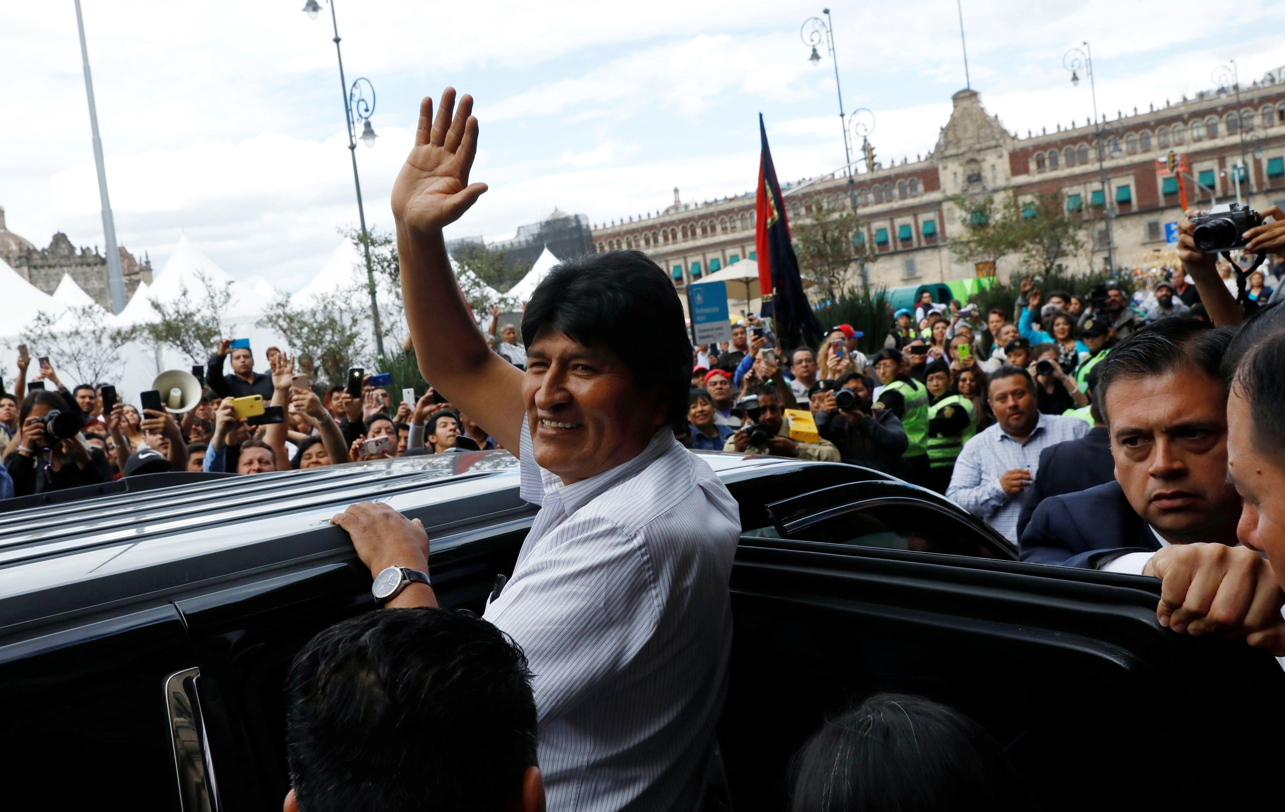 Morales viajó a Cuba el viernes pasado y se espera que esté en Argentina este martes para la asunción de Alberto Fernández como presidente de aquel país (Foto: Carlos Jasso/ Reuters)