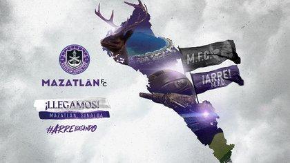 En la Asamblea de Dueño se dio al aval para el cambio nombre y plaza de Monarcas a Mazatlán FC (Foto: Twitter/MazatlanFC)