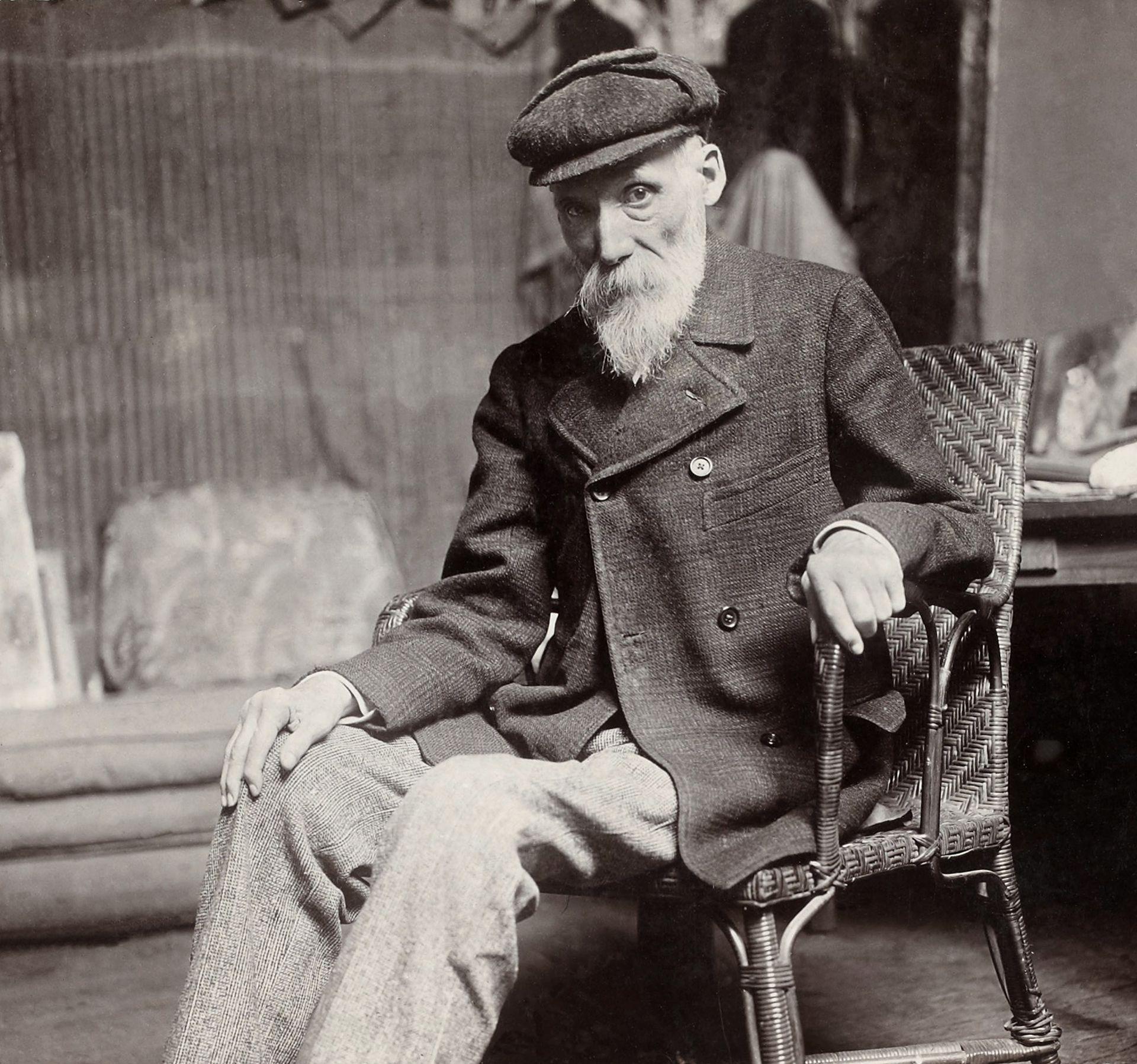 Renoir en sus últimos años