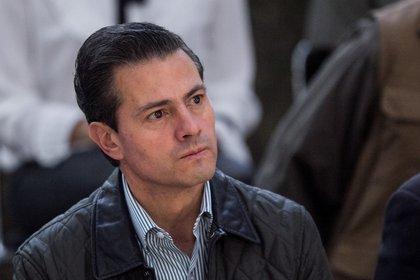 nrique Peña Nieto fue presidente de México de 2012 a 2018. (Foto: Cuartoscuro)