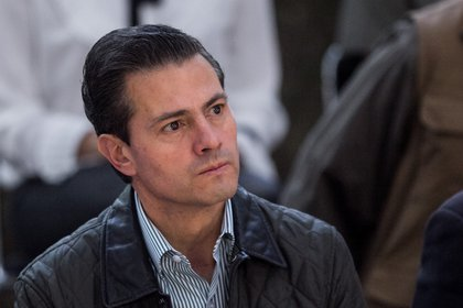 Enrique Peña Nieto, expresidente de México 2012-2018  (FOTO: GALO CAÑAS /CUARTOSCURO)