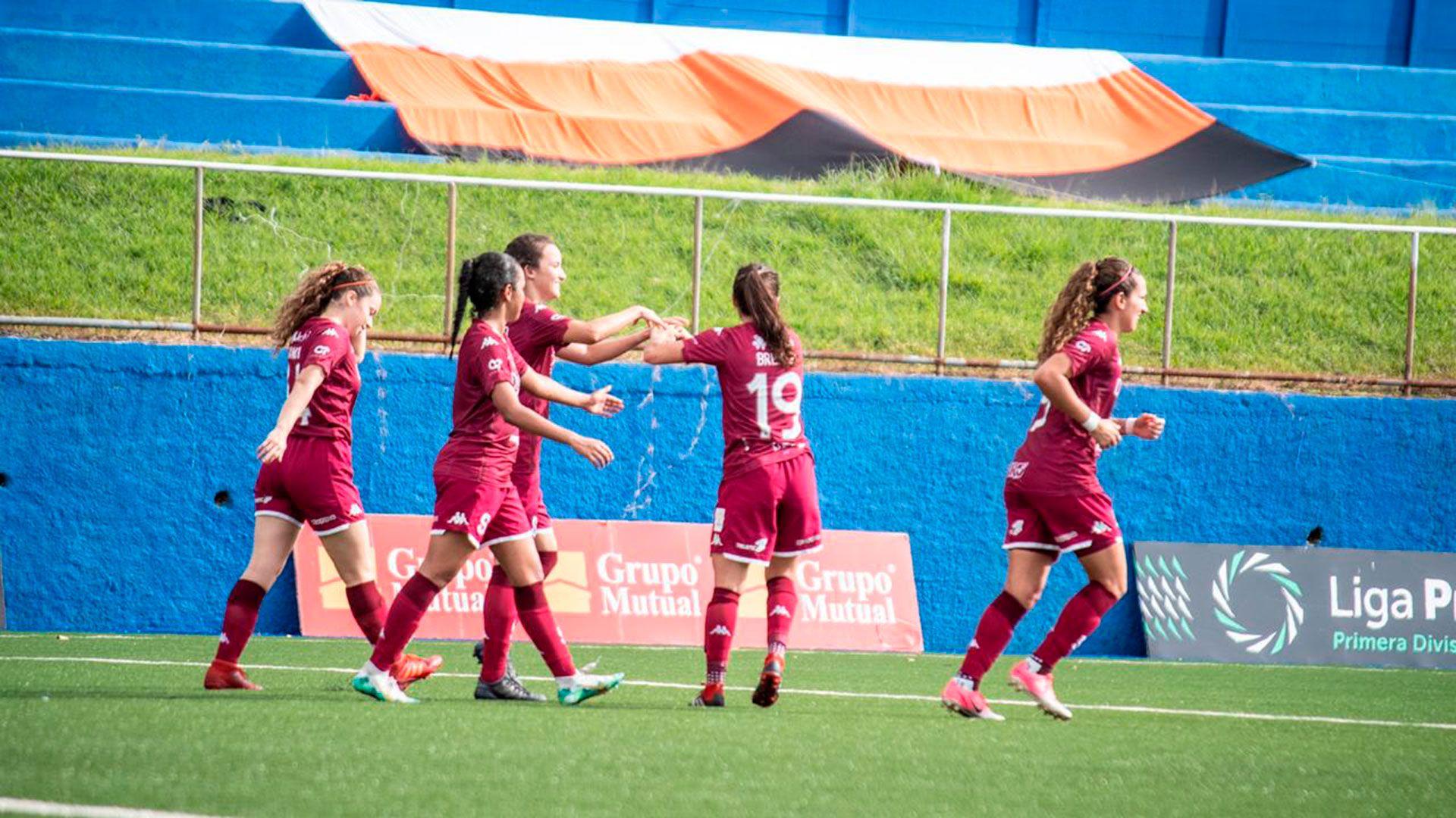 El penal insólito de equipo femenino de Saprissa