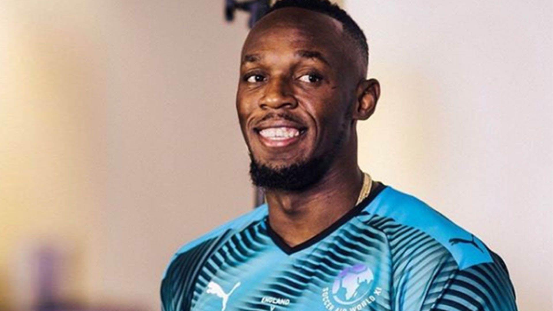 Usain Bolt tiene coronavirus