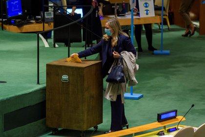 En el Consejo de Derechos Humanos de la ONU el voto es secreto (foto de archivo: EFE/Loey Felipe/ONU)