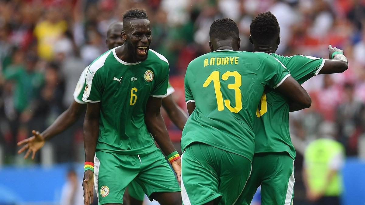 Senegal jugó a otra velocidad y sorprendió a Polonia con dos tantos ...