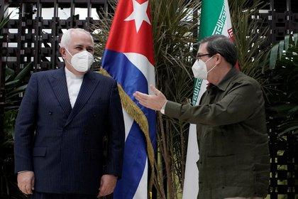 Mohammad Javad Zarif visitó La Habana