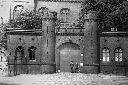 La prisión de Spandau, Alemania