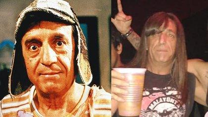 Músico argentino es comparado con el Chavo dle 8