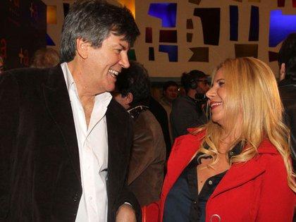 Carlín Calvo y Carina Gallucci (Teleshow)