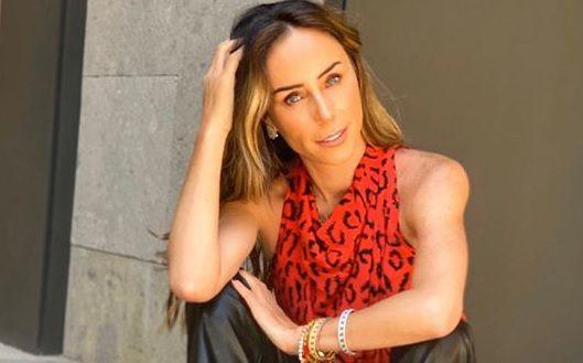 """Inés Gómez Mont está muy agradecida con Pati Chapoy cuando la metió a """"Ventaneando"""" (Foto: Instagram @inesgomezmont)"""