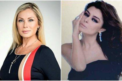 Leticia y Yadhira Carrillo han estado en medio de la controversia por sus relaciones con el mismo hombre (Foto: Instagram)