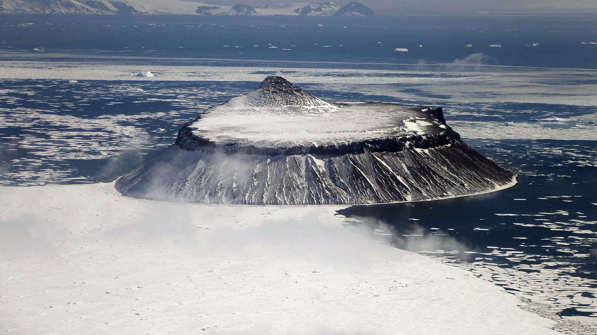 La Isla de Cockburn en la Antártida - (Foto: Thomas Khazki)