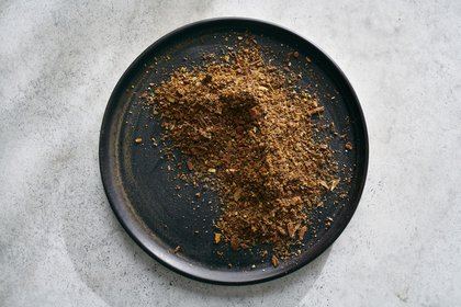 Garam masala spice blend in New York, Feb. 9, 2021. Grind these five versatile, beloved mixes ahead of time, then keep them on hand for cooking that's full of verve and depth. Food Stylist: Simon Andrews. (David Malosh/The New York Times)