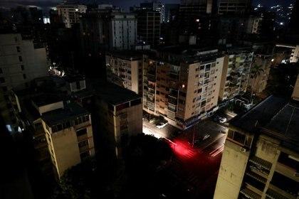 Foto de archivo apagones en Venezuela (REUTERS/Manaure Quintero)