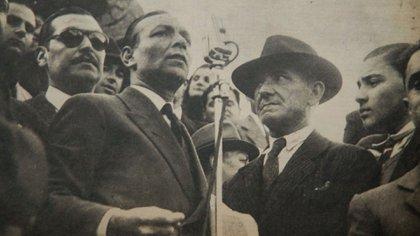 Cipriano Reyes, a pura voluntad y entusiasmo se fue formando en el sindicalismo y así en 1943, creó el Sindicato Autónomo de la Industria de la Carne