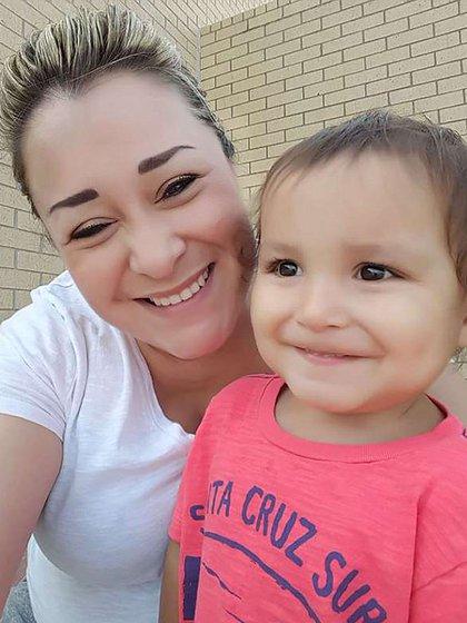 La tia paterna del niño, Angie Shangreaux, tuvo la custodia del pequeño durante más de un año, pocas semanas antes del crimen.