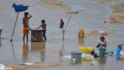 La desigualdad social en México perdura (Foto: Cuartoscuro)