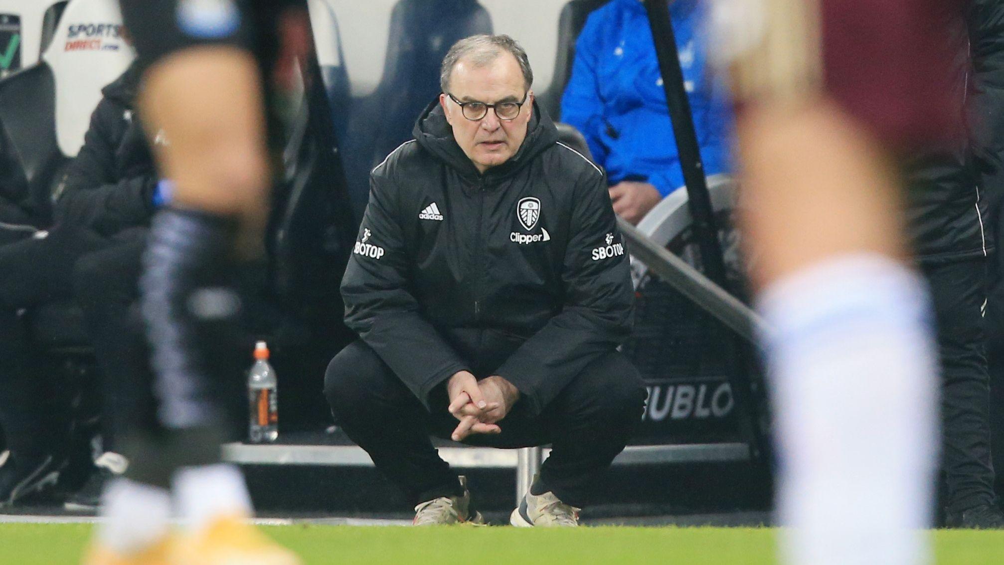 El Leeds de Bielsa volvió al triunfo luego de tres derrotas al hilo (REUTERS/Lindsey Parnaby)