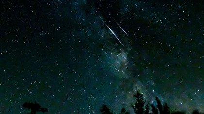 Las Gemínidas son producidas por un asteroide (3200 Faetón) y no por un cometa.