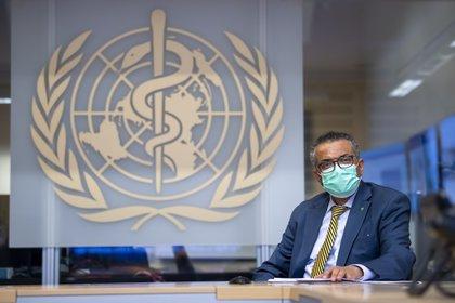 El director general de la OMS, Tedros Adhanom Ghebreyesus. (EFE/EPA/MARTIAL TREZZINI/Archivo)
