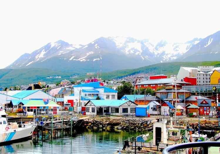 Ushuaia es la ciudad más austral del mundo (Shutterstock)