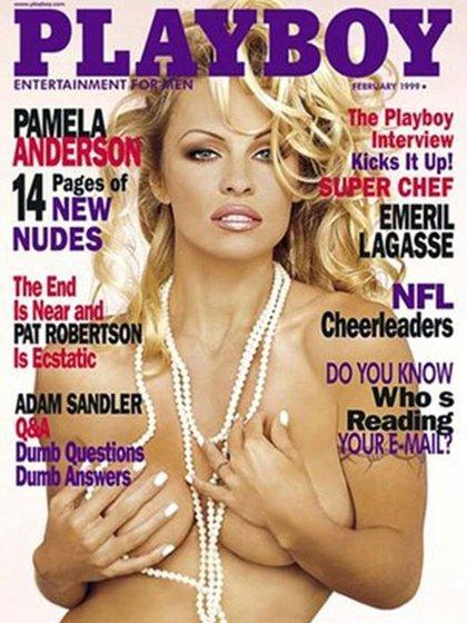 Pamela Anderson, un ícono sexual de los '90