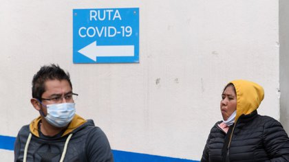 México Covit-19 (Foto: Quartoscoro)