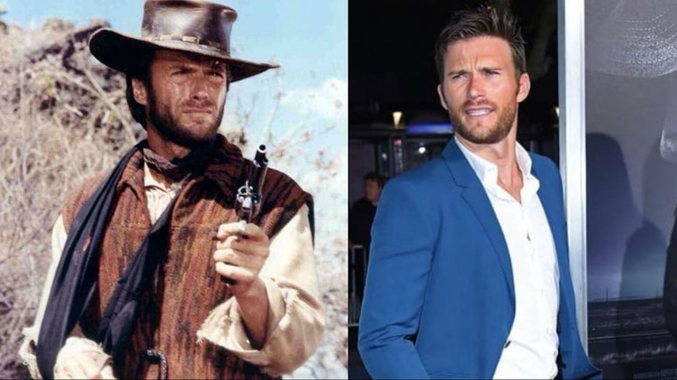 Scott Eastwood luce a sus 33 años muy similar a su famoso padre(Foto: Instagram)