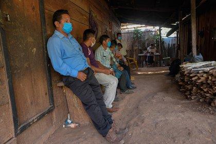 """El aceleramiento de contagios de COVID-19 ha disminuido la cantidad de estas regiones """"libres de coronavirus Foto: EFE/Carlos López"""