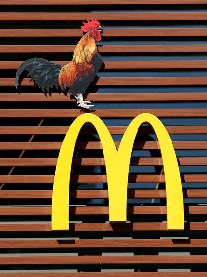 McDonald's también participó en el boicot (Foto: REUTERS/Yves Herman)