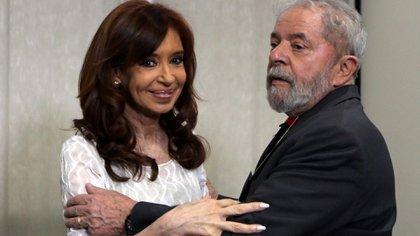 Cristina Kirchner y Lula compartirán esta tarde un acto virtual en el que sellarán un convenio de cooperación