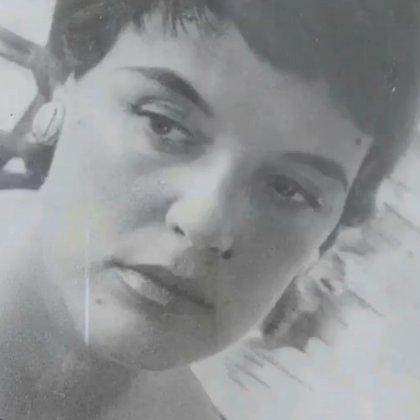 Alejandrina, la madre de Adriana, en su juventud (Foto: Instagram)