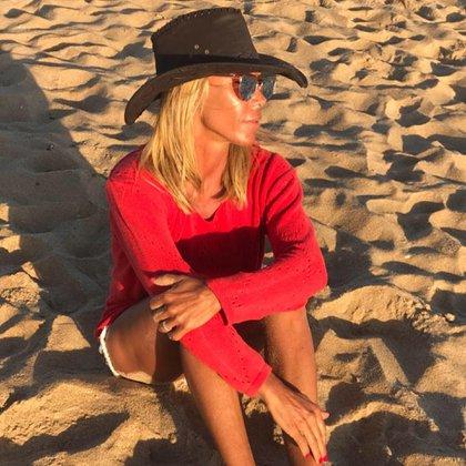 Ana María Patricelli, en una foto que había publicado en su cuenta de Facebook