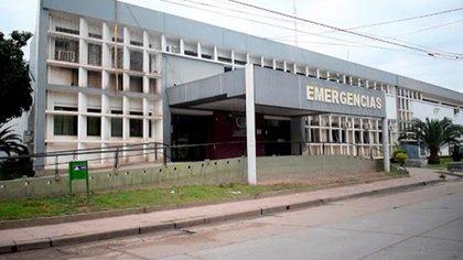El Hospital Paterson, en San Pedro, es uno de los que tiene más casos porque la ciudad tuvo un brote