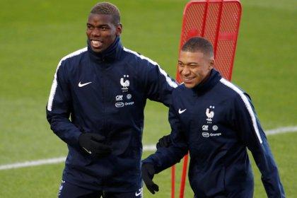 El DT francés tenía las intenciones de incorporar estrellas como Kylian Mbappe y Paul Pogba    REUTERS/Charles Platiau