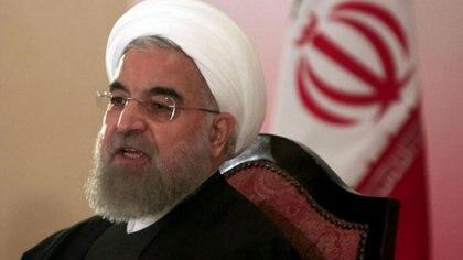 Hasan Rohani, presidente de Irán, había advertido al Reino Unido que sufriría las consecuencias luego de haber interceptado un petrolero persa que se dirigía a Siria (Reuters)
