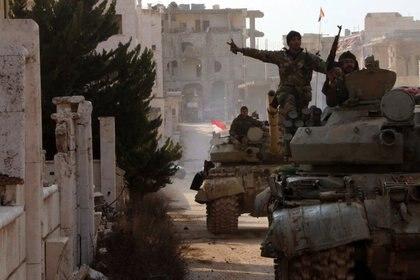 Crece la tensión en el noroeste de Siria (REUTERS)