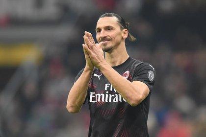 Zlatan Ibrahimovic tiene 38 años y el final de su carrera se acerca (Reuters)