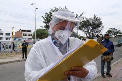 Corte Constitucional no admitió demandas al Plan Nacional de Vacunación. Foto Camila Díaz, Colprensa.